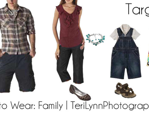 Wisconsin Family Pictures | What-To-Wear Wednesday | Teri Lynn Photography