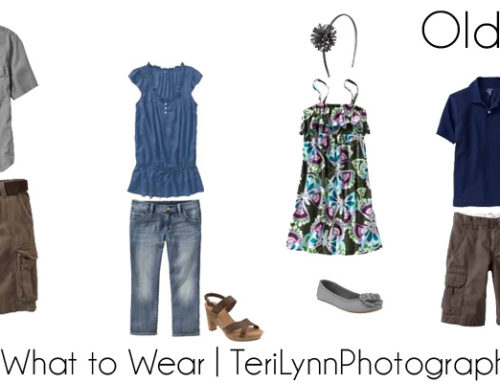 Family Photo Session: Clothing Tips | What-To-Wear Wednesdays | Southern Wisconsin Family Photographer