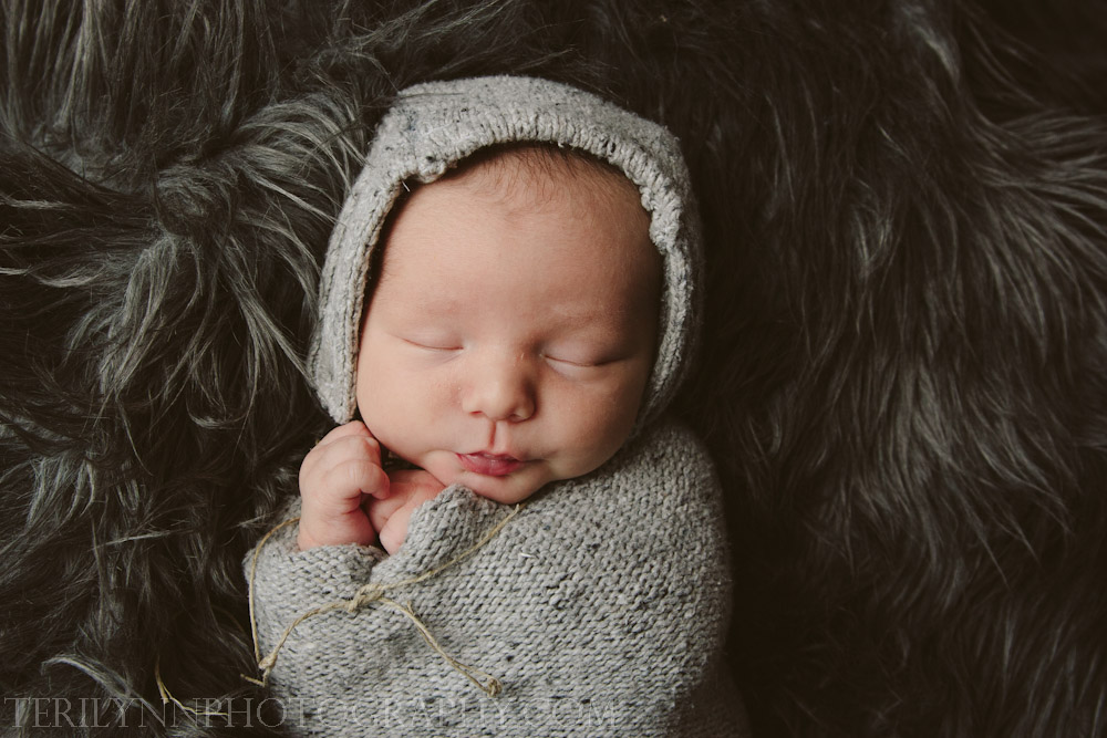 Evansville, WI Newborn Photographer