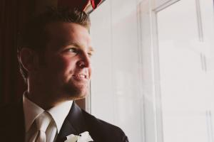 Groom - Lake Geneva, WI Wedding Photography